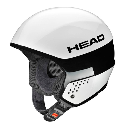 Lyžařská helma Head Stivot Race Carbon 2017/18, white