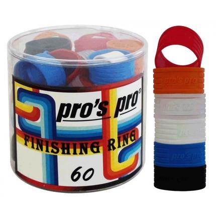 Gumičky na raketu Pro´s Pro Finishing Ring 60er, mix