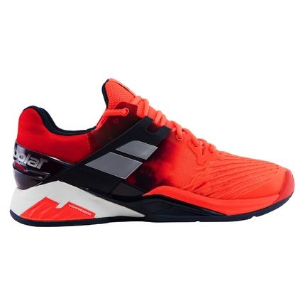Pánská tenisová obuv Babolat Propulse Fury Clay, red