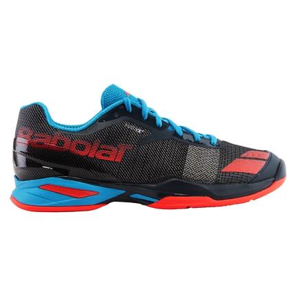 Pánská tenisová obuv Babolat Jet Clay, red/blue