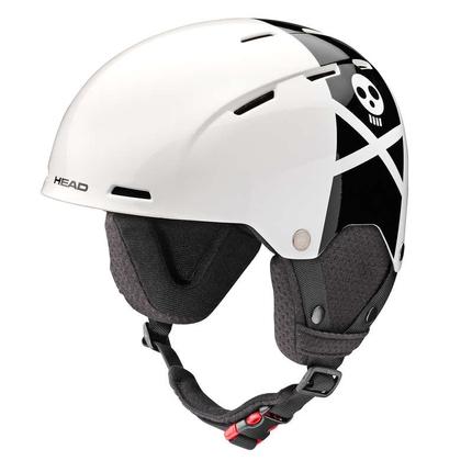 Dětská lyžařská helma Head Taylor 2017/18, rebels