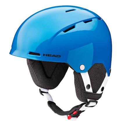 Dětská lyžařská helma Head Taylor 2017/18, blue