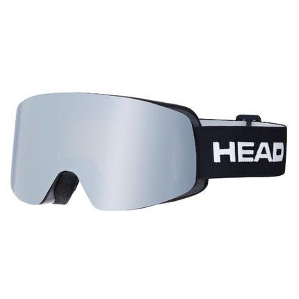 Lyžařské brýle Head Infinity Race black + náhradní skla