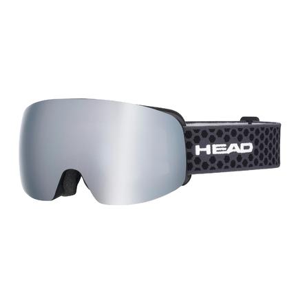 Lyžařské brýle Head Galactic FMR silver + náhradní skla