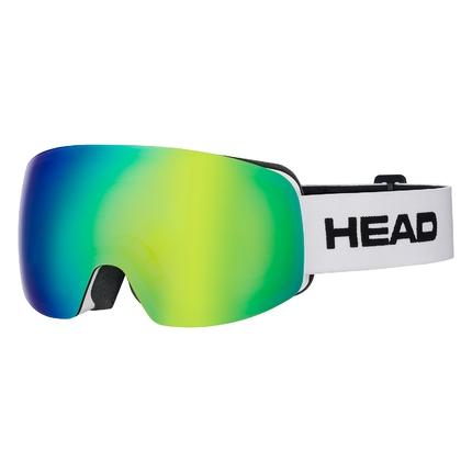 Lyžařské brýle Head Galactic FMR, blue/green