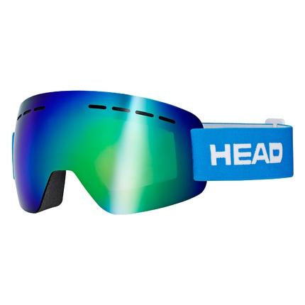 Lyžařské brýle Head Solar FMR, blue