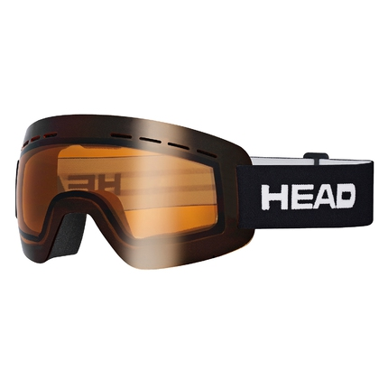 Lyžařské brýle Head Solar, orange