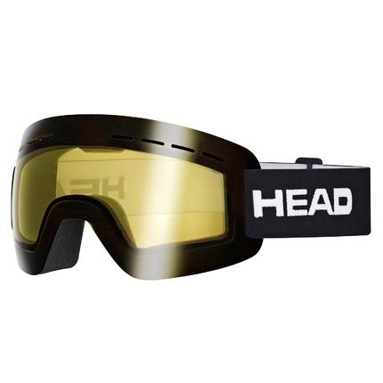 Lyžařské brýle Head Solar, yellow