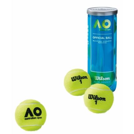 Tenis - Tenisové míče Wilson Australian Open, 3 ks