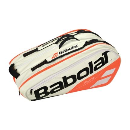 Tenisová taška Babolat Pure Strike Racket Holder X12, 2018