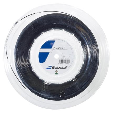 Tenisový výplet Babolat Pro Xtreme 200m, black