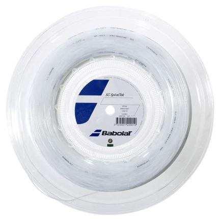Tenisový výplet Babolat SG Spiraltek 200m, white