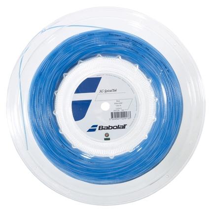 Tenisový výplet Babolat SG Spiraltek 200m, blue