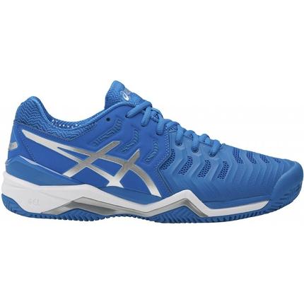 Pánská tenisová obuv Asics Gel-Resolution 7 Clay, directoire blue