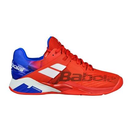 Pánská tenisová obuv Babolat Propulse Fury Clay, red/blue