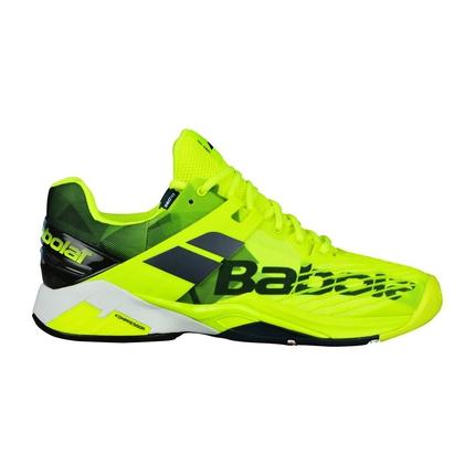 Pánská tenisová obuv Babolat Propulse Fury Clay, yellow