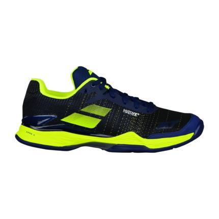 Pánská tenisová obuv Babolat Jet Mach II Clay, blue
