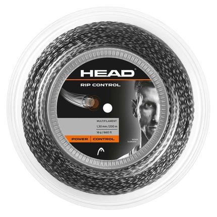 Tenisový výplet Head Rip Control 200m, black