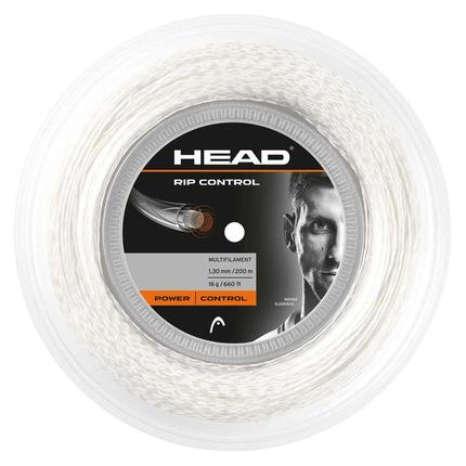 Tenisový výplet Head Rip Control 200m, white