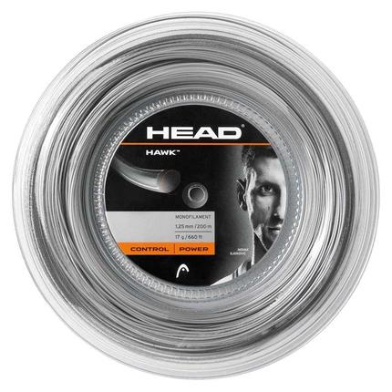 Tenisový výplet Head Hawk 200m, grey