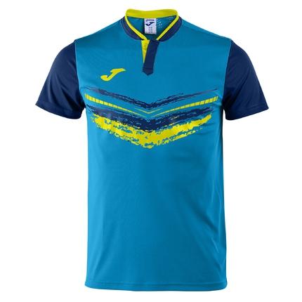 Pánské tenisové tričko Joma Camiseta Terra II, royal