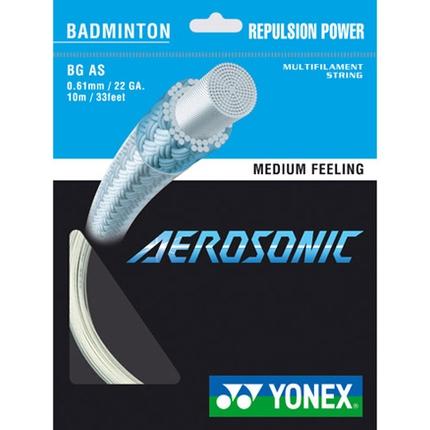 Badmintonový výplet Yonex Aerosonic, 10m