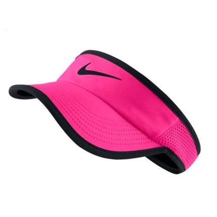 Tenisový kšilt Nike Court AeroBill Tennis Visor, pink