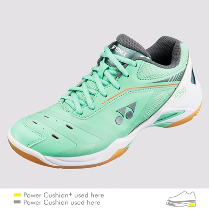 Halová obuv Yonex SHB-Power Cushion 65 X Lady
