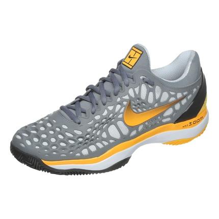 Pánská tenisová obuv Nike Zoom Cage 3 Clay, light cream