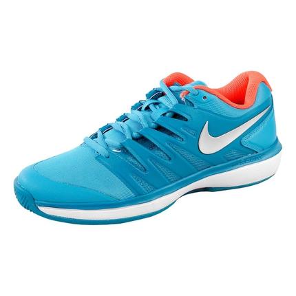 Dámská tenisová obuv Nike Air Zoom Prestige Clay, blue