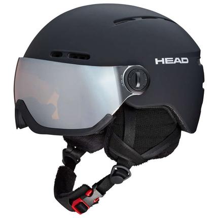 Lyžařská helma Head Knight 2019/20, black