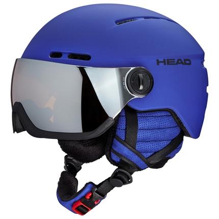 Lyžařská helma Head Knight 2018/19, blue