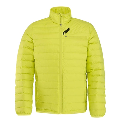 Pánská lyžařská bunda Head Race Dynamic Jacket, yellow