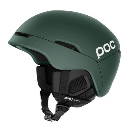 Lyžařská helma POC Obex SPIN 2018/19, bismuth green