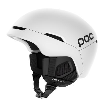 Lyžařská helma POC Obex SPIN 2018/19, white