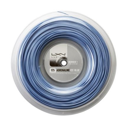 Tenisový výplet Luxilon Adrenaline 200m, blue