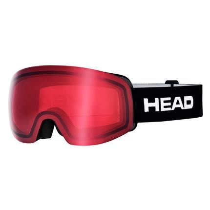 Lyžařské brýle Head Galactic TVT, red