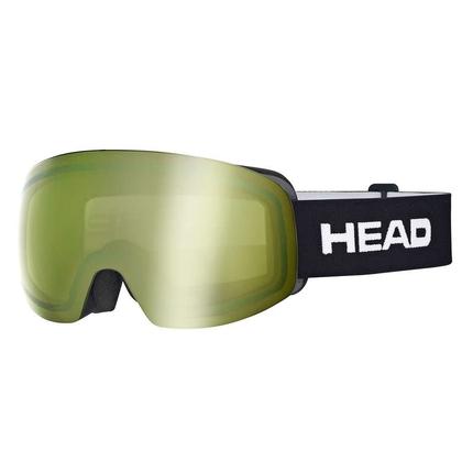 Lyžařské brýle Head Galactic TVT, green