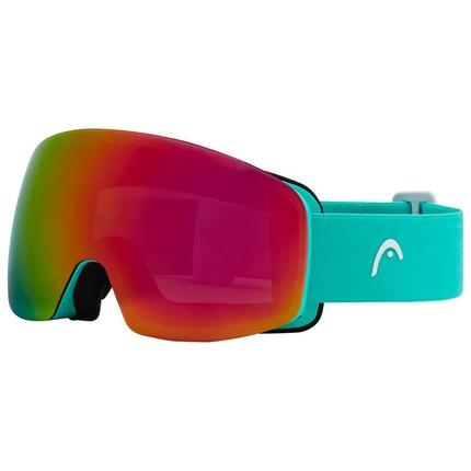 Lyžařské brýle Head Galactic FMR pink + náhradní skla