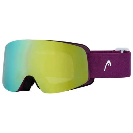 Lyžařské brýle Head Infinity FMR gold + náhradní skla