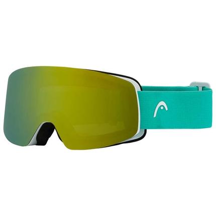 Lyžařské brýle Head Infinity FMR, gold