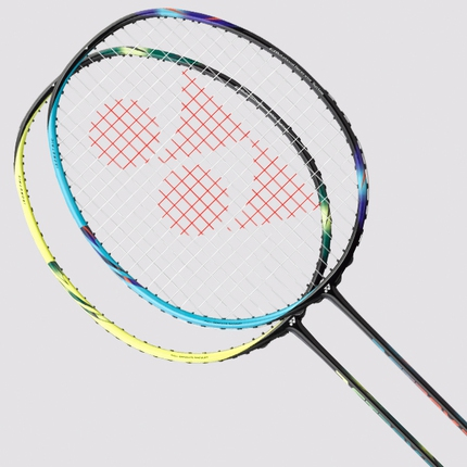 Badmintonová raketa Yonex Astrox 2, black/yellow