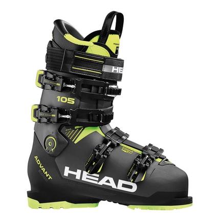 Lyžařské boty Head Advant Edge 105 18/19, anthracite