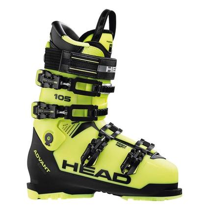 Lyžařské boty Head Advant Edge 105 18/19, yellow