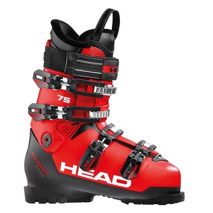 Lyžařské boty Head Advant Edge 75 18/19, red
