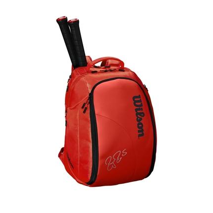 Tenisový batoh Wilson Federer DNA Backpack, infrared