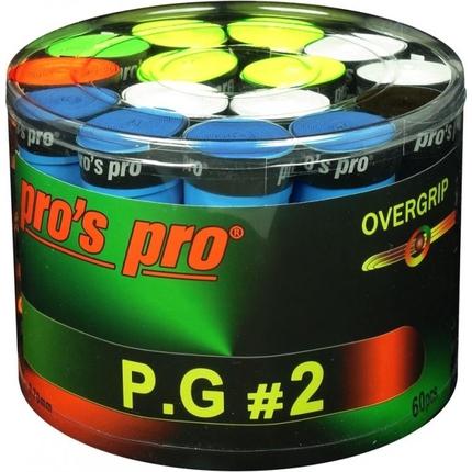 Omotávky Pros Pro P.G. 2, 60 ks, mix