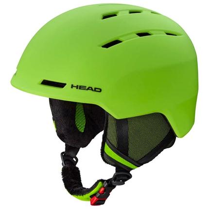 Lyžařská helma Head Vico 2018/19, green