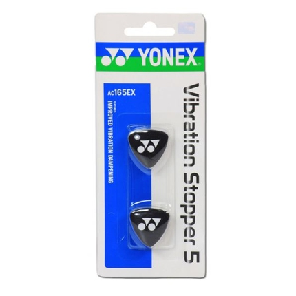 Tenisový vibrastop Yonex AC165, black, 2 ks