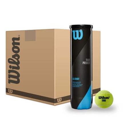 Tenisové míče Wilson Tour Premier All Court, 72 ks